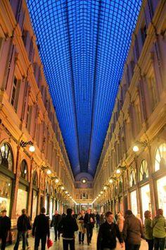 Galeries Royales Saint-Hubert - BRUSSELS - http://fuievouvoltar.com