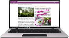 Conoce sobre Microsoft Edge, la evolución de IE, detendrá animaciones y anuncios Flash automáticamente