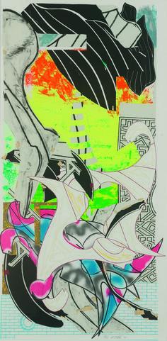 Frank Stella   The Symphony (1989)   Artsy