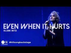 Hillsong United - Even when it hurts (subtitulado en español) - YouTube