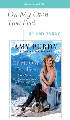 Amy Purdy's memoir is an inspiring and motivating read for all who want to live a bold life.