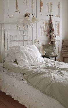 ♥ White country decorating- Ana Rosa