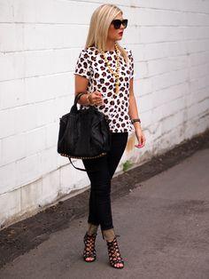 Suburban Faux-Pas: Leopard Love