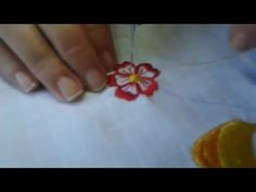 0071b0948ce Bordado con una máquina de coser doméstica normal. Como Bordar A Maquina
