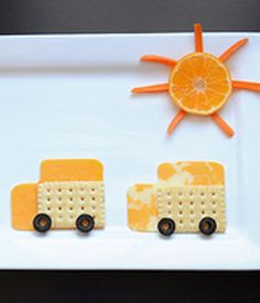 An Adorable Back-to-School Snack Idea