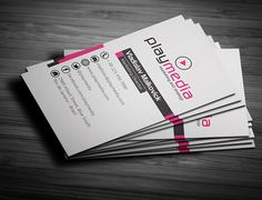 32 best business card images on pinterest business cards card business card plays an essential part in offering identification to a every person and the corporation exactly where he is operating reheart Images