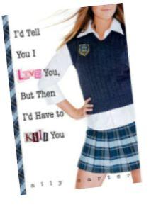 Justine Magazine | Gallagher Girls series
