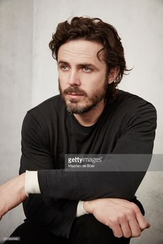 Casey Affleck of 'Manchester by the Sea' poses for a portrait at the 2016 Sundance Film Festival. Getty Images Portrait Studio Hosted By Eddie Bauer At Village At The Lift on January 24, 2016 in Park City, Utah.