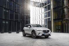 Mazda UK Announces Pricing & Specs For Small Mazda Cx3, Crossover Suv, Mechanical Art, Car Sketch, First Car, All Cars, Transportation Design, United Kingdom, Automobile