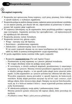 Znalezione obrazy dla zapytania rozprawka po angielsku
