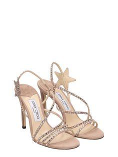 2b8214f5830e Jimmy Choo Jimmy Choo Lynn 100 Sandals - rose-pink - 10789293