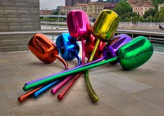 Culture Wick: The work of Jeff Koons