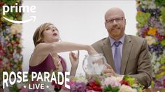 The 2018 Rose Parade Hosted by Cord & Tish (Will Ferrell and Molly Shannon) Promo | Amazon Video