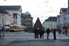 karlshrue germany | Marktplatz, Karlsruhe, Germany | travel bug.