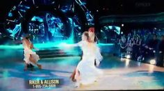 Riker Lynch and Allison Holker - Disney Night - Week 5 - Paso Doble