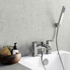 Bath Filler Tap with Shower Head