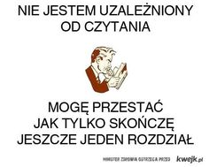 Nie jestem uzależniony I Love Books, Good Books, Books To Read, My Books, Best Biographies, Biography Books, Writing Memes, Forever Book, Life Motto
