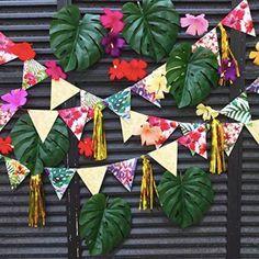 Aloha Party, Party Kulissen, Hawaiian Luau Party, Hawaiian Theme, Tiki Party, Hawaiian Photo Booth, Adult Luau Party, Hawaiian Birthday, Luau Birthday