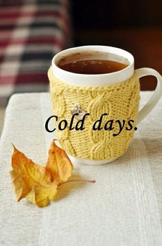 ❧ Cold days are approaching !!!! Enjoy baking  and enjoying hot chocolate with a good novel ! ~.~  Love holiday novels ! Have a good one.