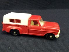 MATCHBOX LESNEY NO.6 FORD PICK UP