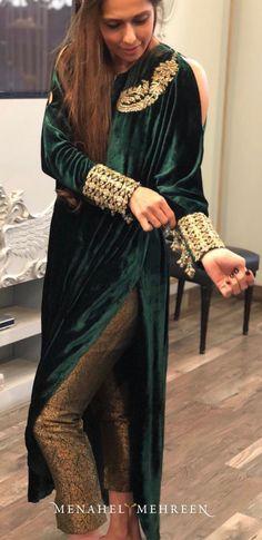 Indian Bridal Wear, Pakistani Bridal Dresses, Pakistani Outfits, Indian Wear, Indian Outfits, Indian Fashion Designers, Indian Designer Wear, Trendy Outfits, Trendy Fashion