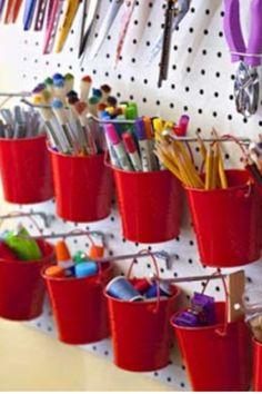 Great idea for organization