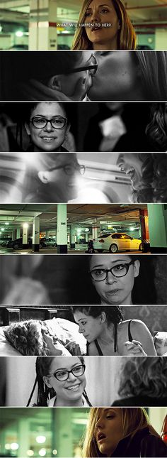 Delphine + Cosima: What will happen to her? #orphanblack