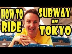 (15) How to Ride Subway & Trains in Tokyo - 35 Tips! - YouTube