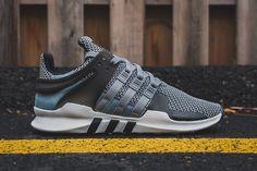 "adidas EQT Support ADV 91-16 ""Grey & Core Black"" - EU Kicks Sneaker Magazine"