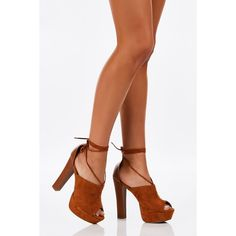 11511921606 Heels High Platforms ( 19) ❤ liked on Polyvore featuring shoes