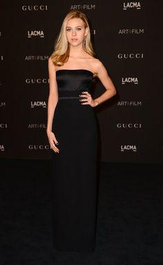Gala Lacma 2014: Carlota Casiraghi se codea con las estrellas de Hollywood (FOTOS)