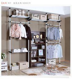 nice 49 Creative But Simple Clothes Rack Design Ideas  http://decorke.com/2018/03/09/49-creative-but-simple-clothes-rack-design-ideas/