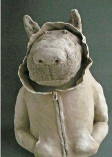 Sculpture Sophie Favre