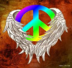 Wings of Peace Hippie Peace, Happy Hippie, Hippie Love, Hippie Art, Hippie Style, Hippie Things, Hippie Chick, Peace Sign Art, Peace Signs