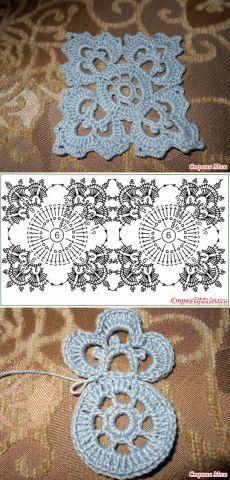 Transcendent Crochet a Solid Granny Square Ideas. Inconceivable Crochet a Solid Granny Square Ideas. Crochet Motifs, Granny Square Crochet Pattern, Crochet Blocks, Crochet Diagram, Crochet Stitches Patterns, Crochet Chart, Crochet Squares, Crochet Doilies, Crochet Flowers