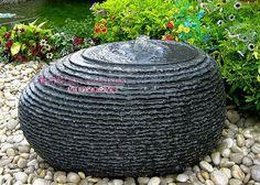 gartenbrunnen edelstahl benita #garten #wasserspiel | garten, Best garten ideen