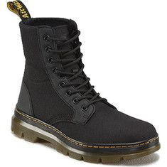 Martens Men's Combs Fold Down Boot Style: Dr. Martens Men's Combs Fold Down Boot Style: Cheap Mens Fashion, Mens Boots Fashion, Lace Up Combat Boots, Leather Boots, Doc Martens Women, Mens High Top Shoes, Cool Boots, Sport, Black Boots