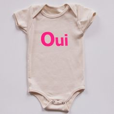 this makes me want to have a baby. maybe i should just buy this for my niece.