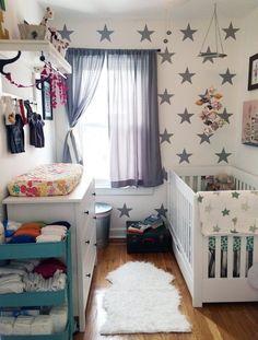Eloise's Starry Starry Night Nursery