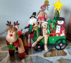 Christmas Clay, Christmas Crafts, Christmas Ornaments, Christmas Things, Reno, Reindeer, Polymer Clay, Holiday Decor, Blog