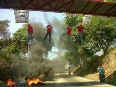 Zulia Prensa, Prensamerica & Conape Internacional ©: Vean como la oposición ultraderechista, sanguinari...