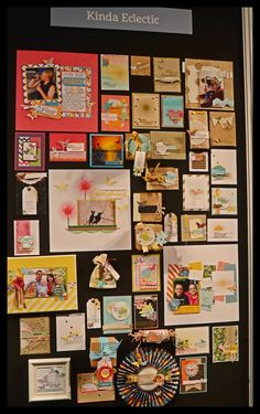 Pink Buckaroo Designs: #hello and more Convention Display Boards  Stampin' Up!