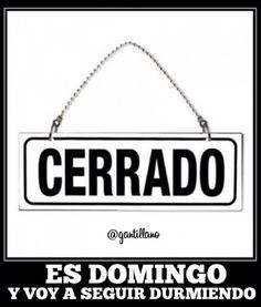G A N T I L L A N O: ES DOMINGO Y...