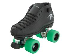 Spark  Boot: 122 Black only  Plate: PowerDyne Thrust Nylon  Wheels: Radar Flat Outrageous Green  Bearings: KwiK ABEC-7  Toe Stop: PD Round Black  $269.00