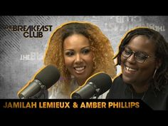 Jamilah Lemieux & Amber Phillips Discuss Cultural Journalism with The Br...