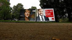 Final en la campaña electoral alemana