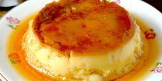 Préparation : Dans une casserole mettre le lait et la gousse de vanille. Faire chauffer 5 min à feu doux.Dans un saladier battre les œufs et le sucre jusqu\\\'à ce que le mélange blanchisse Verser le lait chaud sur les œufs petit à petit en mélangeant.Verser la préparation dans un ... Bon Dessert, Creme Caramel, Coco, Hummus, Pudding, Ethnic Recipes, Mi Long, Tiramisu, Europe