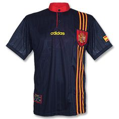 Adidas 96-98 Spain Away Shirt 96-98 Spain Away Shirt http://www.comparestoreprices.co.uk/football-shirts/adidas-96-98-spain-away-shirt.asp
