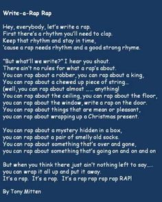 How To Write Rap Poetry - Best opinion Music Writing, Writing Words, Writing Poetry, Rap Poems, Rap Quotes, Poetry Lesson Plans, Poetry Lessons, Rap Lyrics, Cool Lyrics
