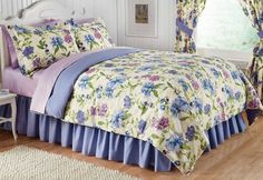 Floral Mayfield Bedroom Comforter Set